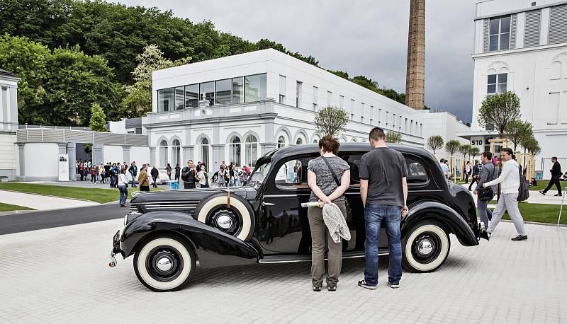Den otevřených dveří ve společnosti Škoda Auto.