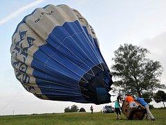 Bělské balónové hemžení.