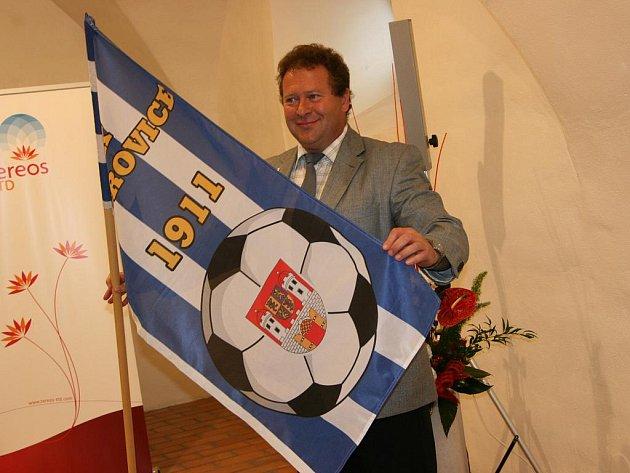 Dobrovice oslavila 100. výročí fotbalového klubu v dobrovických muzeích i na hřišti.