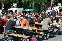 Klášterské pivobraní letos oslavilo 18.ročník.