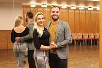 Tereza Řípová a Martin Šimek