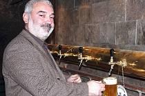 Obchodní ředitel pivovaru Ctirad Kábrt.