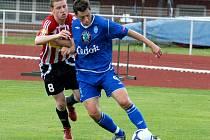 V úvodu přípravy remizovala boleslavská fotbalová juniorka s Viktorií Žižkov 1:1.
