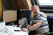 Vladimír Handlík, ředitel Leteckého muzea Metoděje Vlacha, si našel čas na dotazy čtenářů i v průběhu příprav Dobového leteckého dne, který se uskuteční 11. června.
