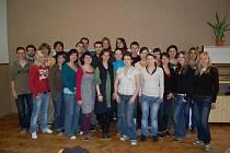 8.B Osmiletého gymnázia v Mladé Boleslavi
