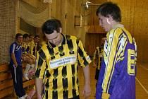 6. kolo Okresní futsalové ligy: Mnichovo Hradiště - Malibu B