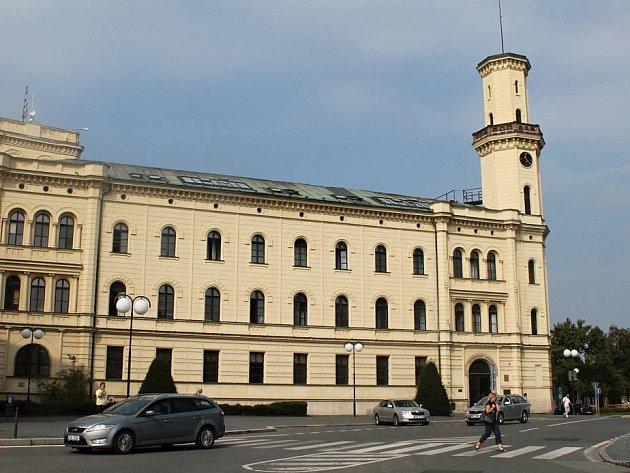 Magistrát v Mladé Boleslavi.