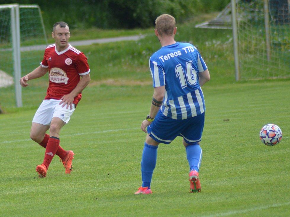 Tréninkové utkání: Dolnobousovský SK - FK Dobrovice