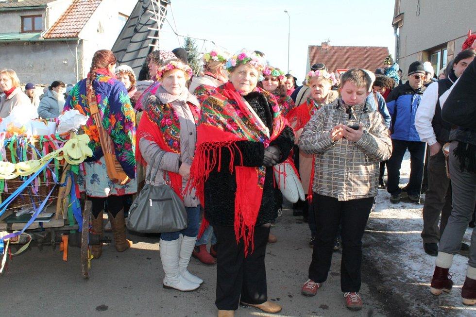 Masopust ve Veselé 2015