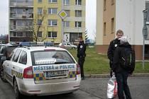 Narkoman v Boleslavi neslavil Štědrý den