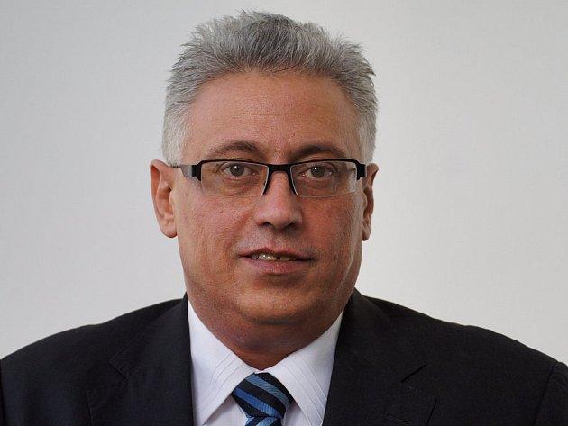 Primátor Mladé Boleslavi Raduan Nwelati
