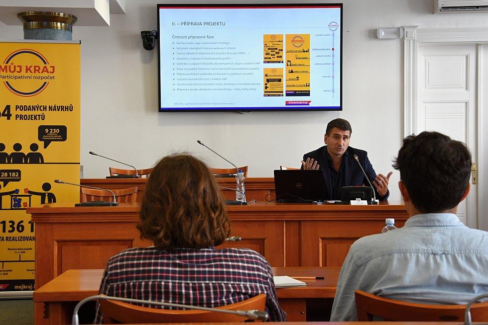 Setkání s navrhovateli projektů pro participativní rozpočet