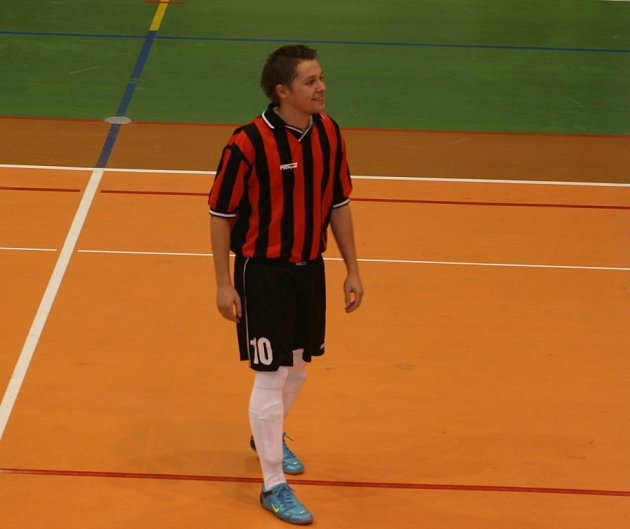 2. liga futsalu: Slavia TU Liberec - Total Slavík Bakov