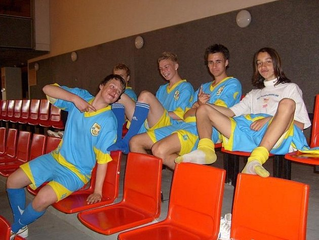 Joga Players mezi zápasy
