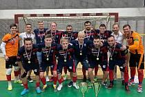 SK Olympik Mělník vyhrál finále středočeské části Poháru SFČR, když porazil Malibu Mladá Boleslav 4:3.