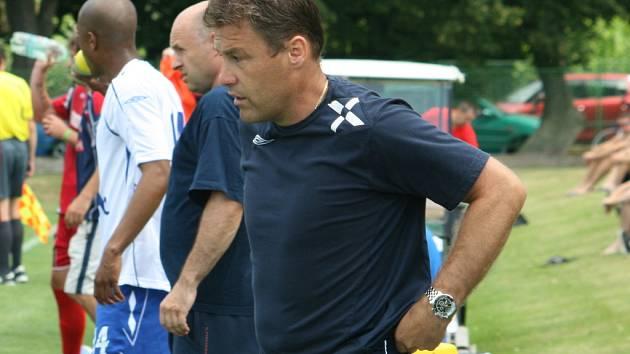 Trenér Pavel Hapal