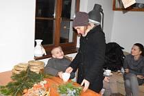 SWAP  v kavárně V břiše velryby v Mladé Boleslavi pro nadaci Naděje.