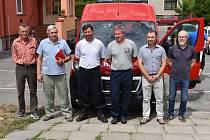 V Dolním Bousově dostali nové vozidlo