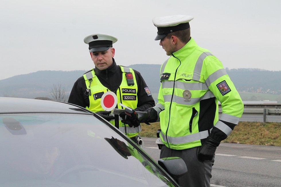 """Bezpečnostní akce """"x"""" na Mladoboleslavsku"""