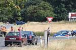 K závažným dopravním nehodám na křižovatce u Čisté dochází každou chvíli.