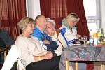 Setkání seniorů v Čisté