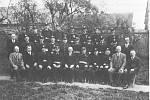 Sbor dobrovolných hasičů působí v Chotětově od roku 1902.