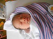 Maria Mrkvička se narodila 11. prosince, vážila 3,48 kg a měřila 52 cm. Maminka Patricia a tatínek Michal si ji odvezou domů do Bradlece, kde už se na ni těší bráška Miguel.