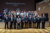 Zlatý Ámos Mladoboleslavska
