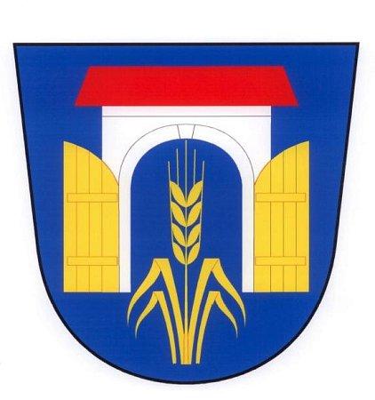 Znak obce Vrátno