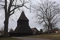 Sudoměř - zvonice.