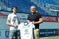Dalším novým hráčem FK Mladá Boleslav je David Jurásek