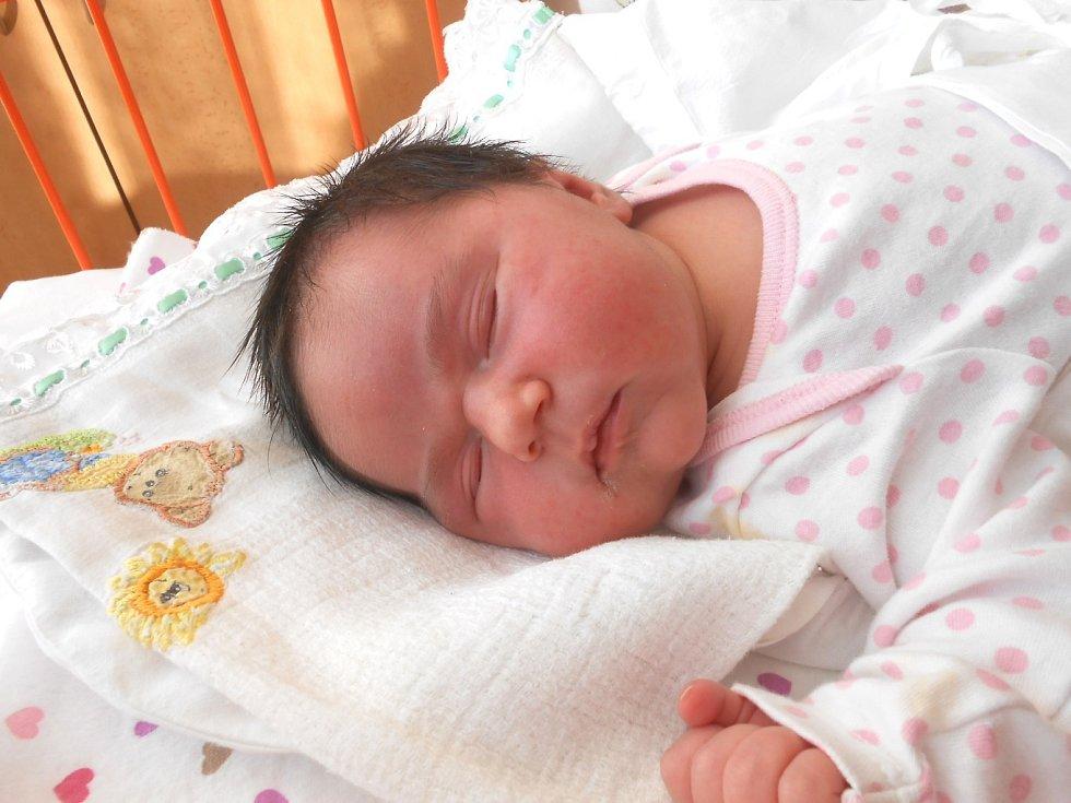 ANASTÁZIE Procházka se narodila 31. ledna mamince Tatiane a tatínkovi Jiřímu z Mladé Boleslavi. Vážila 4,06 kg a měřila 52 cm. Doma se na ni těší sourozenci Ana Karolina a Joaquim.