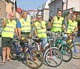 Pětice mopedářů z Mnichova Hradiště včera vyrazila do italské Pisy!