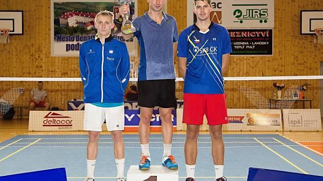Benátecký pohár vyhrál Jarolím Vícen.
