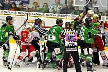 Tipsport extraliga play-out: BK Mladá Boleslav - HC Slavia Praha