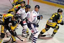 1. hokejová liga: HC Benátky nad Jizerou - SK Kadaň