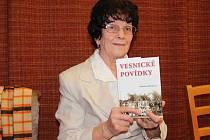 Miloslava Měšťáková pokřtila svou novou knihu Vesnické povídky