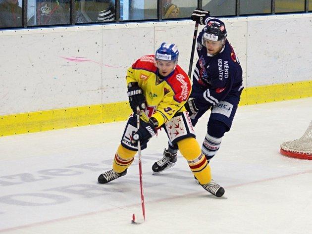 WSM liga: Benátky - České Budějovice