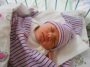 Nikolka Ferdanová se narodila 5. března, vážila 2,51 kg a měřila 47 cm. S maminkou Hanou a tatínkem Milošem bude bydlet v Mladé Boleslavi, kde už se na ni těší sestřička Kristýnka.