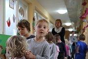 V mateřské škole Bakov nad Jizerou se konala druhá výstava týkající se nejbarevnějšího období – období podzimu.