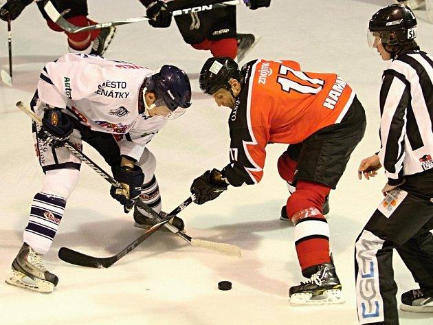Předkolo play-off: HC Benátky nad Jizerou - HC Znojemští Orli