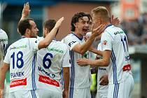 Fotbalisté Mladé Boleslavi postoupili v MOL Cupu do 4. kola.