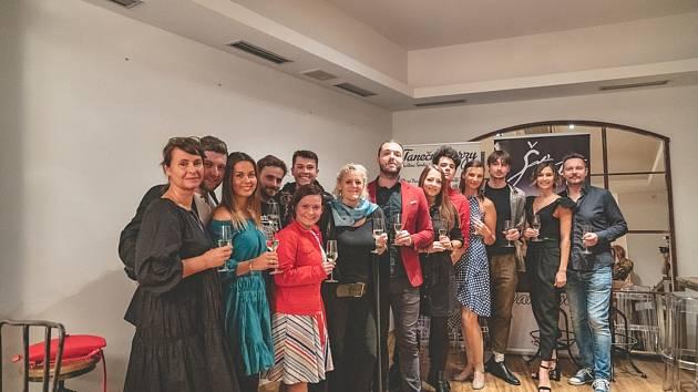 Z tiskové konference k projektu Roztančené divadlo Mladá Boleslav