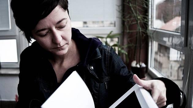 Dramaturgyně a autorka textu Dora Viceníková