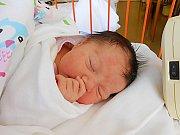 Adélka Digová přišla na svět 27. února s váhou 3,05 kg. S maminkou Olgou a tatínkem Jiřím bude bydlet v Mladé Boleslavi.