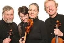 Kvarteto Martinů vystoupí v Benátkách 24. března.