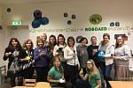 Učitelky Mateřské školy Chotětov s Erasmem + v estonském Tallinnu