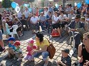 Oslavy 180leté činnosti cukrovaru v Dobrovici.