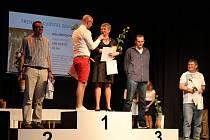 Absolutním vítězem ankety Sportovec roku 2016 Bakova nad Jizerou se stejně jako před rokem stala pedagožka Jitka Brychová, jedna z ústředních postav bakovského Sokola.