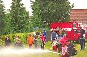 SDH Hrušov zajišťuje řadu kulturních akcí v obci.